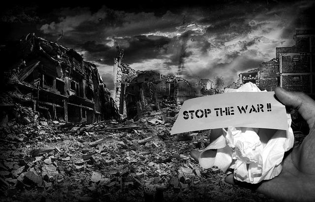 Débat sur la Guerre Humanitaire