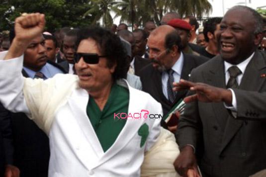 Les morts de Cote d'Ivoire et de Libye