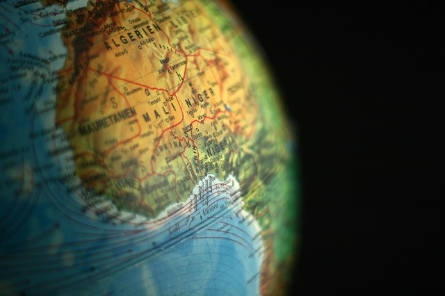 Voici enfin la « vraie » carte de l'Afrique