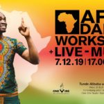 Afro Dance Workshop mit LIVE MUSIK vol.6