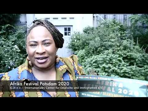 Afrika Festival Potsdam 2020 Brandenburger Tor (Potsdam)